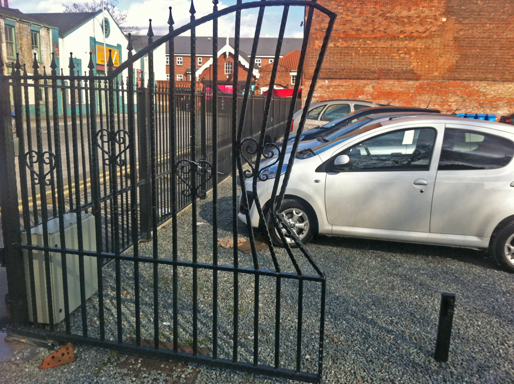 Electric Gate Repairs Hull