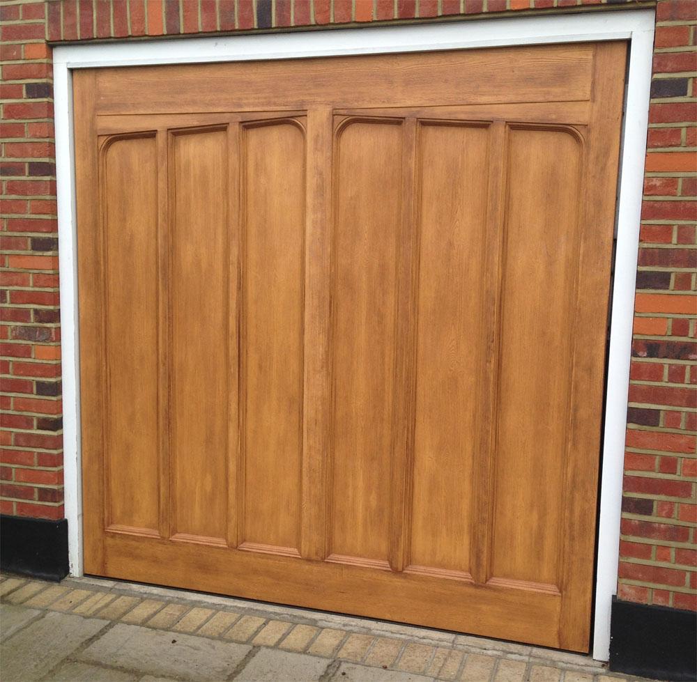 Grp Garage Door Installed In Hull By Swan Gates