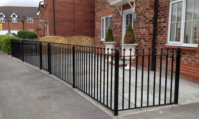 bespoke railings hull