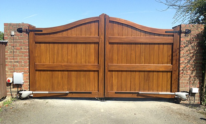 timber gates v2 automation